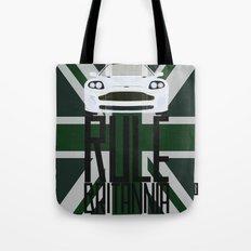 Rule Britannia Tote Bag