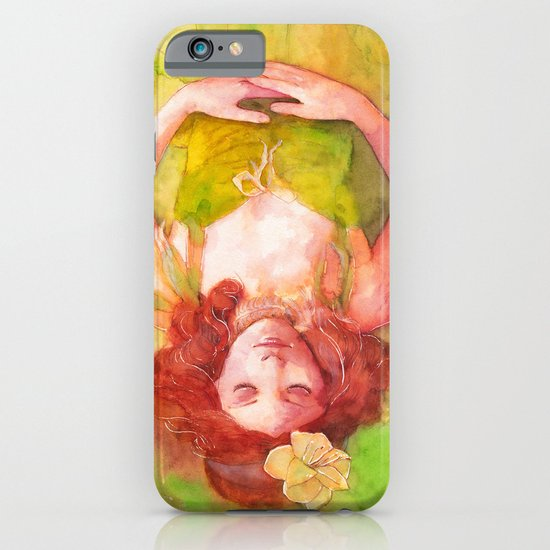 Princess of the forest iPhone & iPod Case