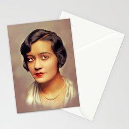 Ona Munson, Vintage Actress Stationery Cards