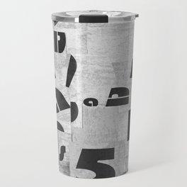 Abstract pattern 51 Travel Mug