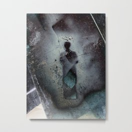 The Mystery Metal Print