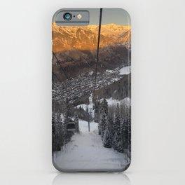 Telluride Colorado iPhone Case
