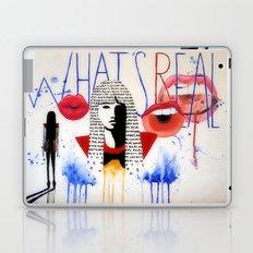 What's Real Laptop & iPad Skin