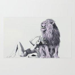 The Queen (Leo) Rug