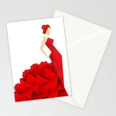 The Dancer (Flamenco) Stationery Cards