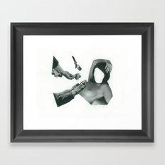 Whatever Framed Art Print