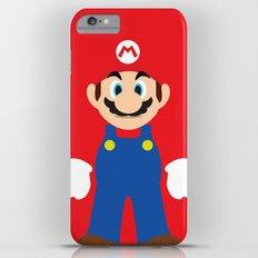Mario - Minimalist - Nintendo iPhone 6s Plus Slim Case