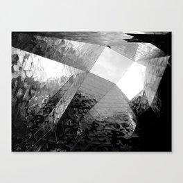Ventana a cielo 3 Canvas Print