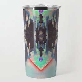 Breach in the Ice Wall Travel Mug