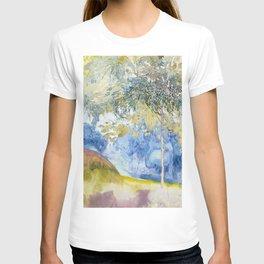 Boomrijk Landschap by Georges de Feure (1878-1943) T-shirt