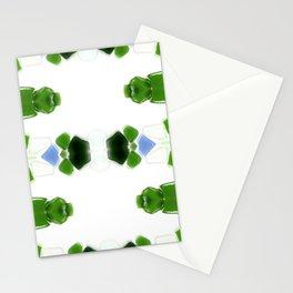 Sea Glass 1 Stationery Cards