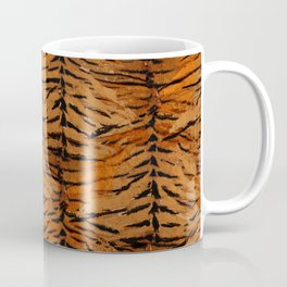 Tiger skin# stylish#tiger#striped# Coffee Mug