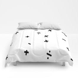 Math Comforters