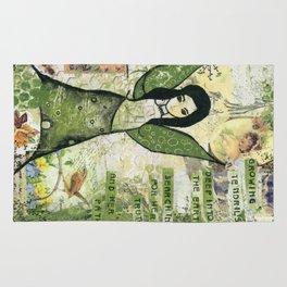 Garden Fairy Rug