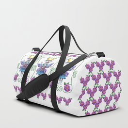 Angel Kitty Duffle Bag