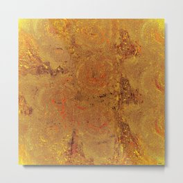 Sunset on Jupiter Metal Print