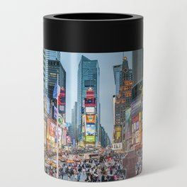 Times Square Tourists Can Cooler