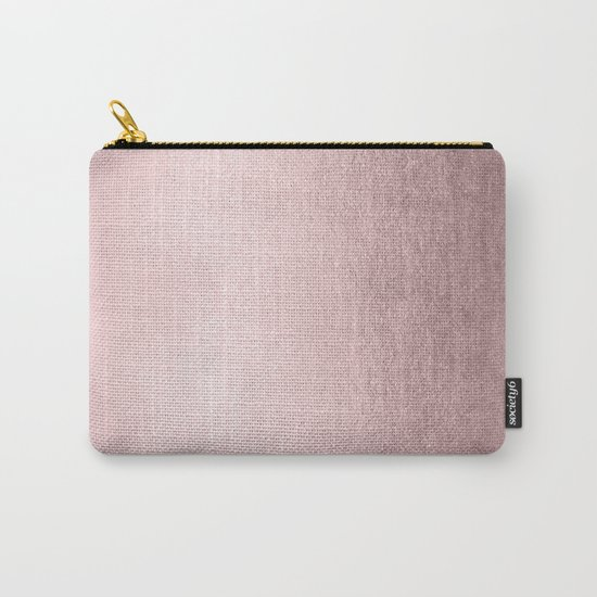 Simply Rose Gold Palace Carry-All Pouch
