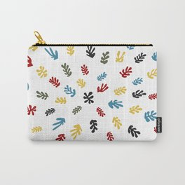 Primary Leaves Carry-All Pouch