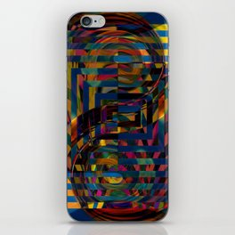 Maelstrm's Waters iPhone Skin