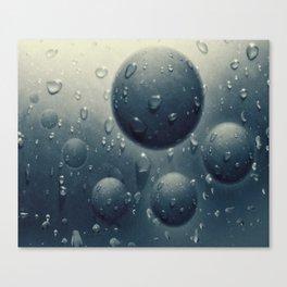 Spheric Canvas Print