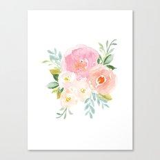 Floral 02 Canvas Print