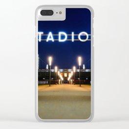 Stadium Clear iPhone Case
