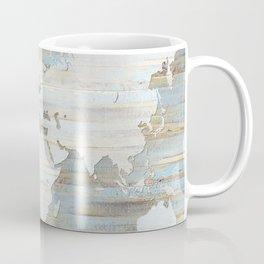 Design 118 World Map Coffee Mug