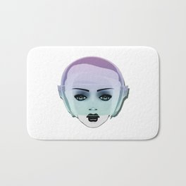 MOON CHILD . Candy Bath Mat