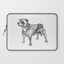 Staffie #2 Laptop Sleeve