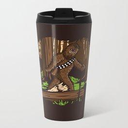 The Bigfoot of Endor Metal Travel Mug