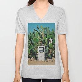 Cactus IV Unisex V-Neck