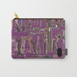 Purple Tools Carry-All Pouch