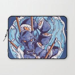 Sushi Dragon Japanese Art Laptop Sleeve