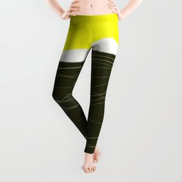 sunrise - design57 Leggings
