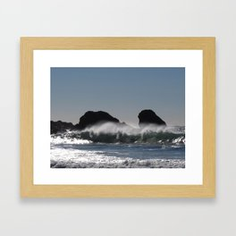 La Push Framed Art Print