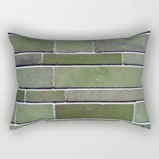 Stonewall Moss Rectangular Pillow