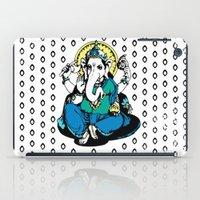 ganesha iPad Cases featuring Ganesha by Julie Rose Design