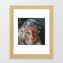 Head Shot 2 Framed Art Print