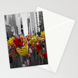 Michigan Avenue (II) Stationery Cards