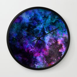 Everything is nothing 20 (therefore it was beautiful) Wall Clock