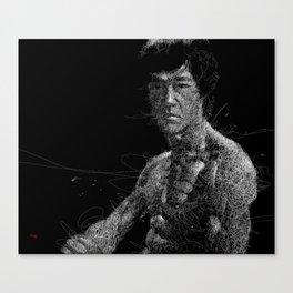 Mr Lee Canvas Print
