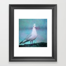 QUEEN OF THE AIR Framed Art Print