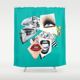 Today's the Day I Realized... Shower Curtain