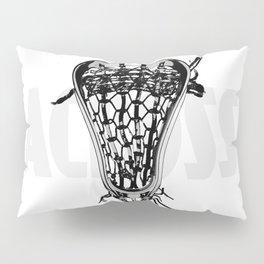Lacrosse Negative Pillow Sham