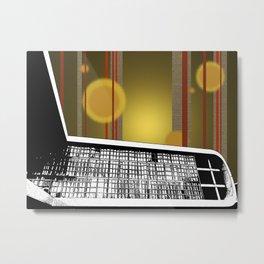 Sheraton Malpensa Metal Print
