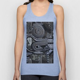 Re-Wired Unisex Tank Top