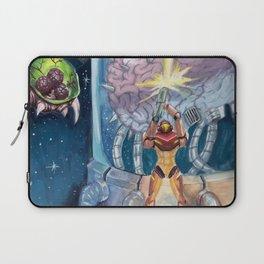 Super Metroid Fan Art Laptop Sleeve