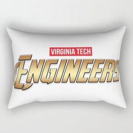 Virginia Engineers Rectangular Pillow