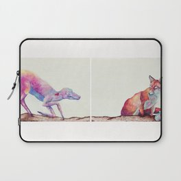 Allure of the Trickster Laptop Sleeve